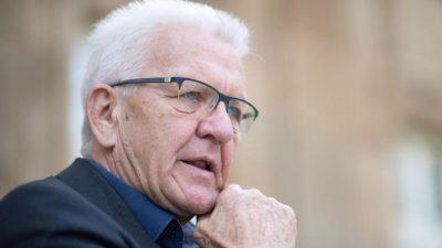 Baden-Württemberg: Kretschmann als Ministerpräsident wiedergewählt