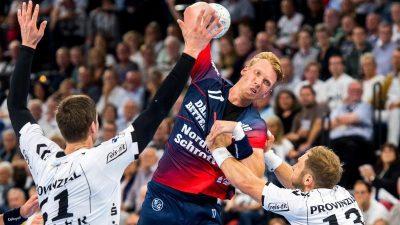 THW Kiel gewinnt Derby gegen Flensburg-Handewitt