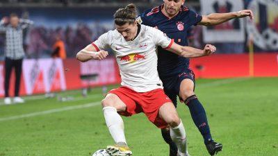 Gerechte Punkteteilung im Bundesliga Schlager – 1:1 Remis bei Leipzig gegen Bayern