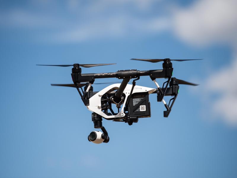 SPD-Fraktionschef will Drohnen-Debatte zum Wahlkampf-Thema machen