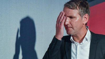 """Gefühlte Geschichtskenntnisse sind nicht justiziabel: Höcke darf """"Faschist"""" genannt werden"""