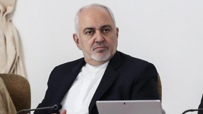 Atomabkommen: Irans Außenminister warnt Europa vor Einleitung des UN-Schlichtungsverfahrens