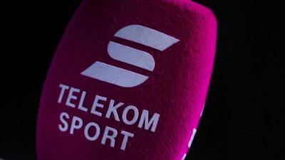 Medien:Telekom sichert sich TV-Rechte für Fußball-EM2024