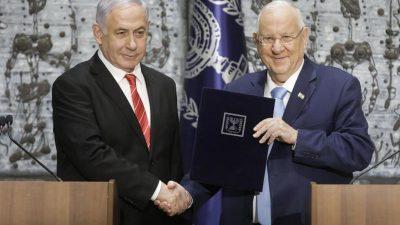 Netanjahu will Regierung bilden – Chancen gering