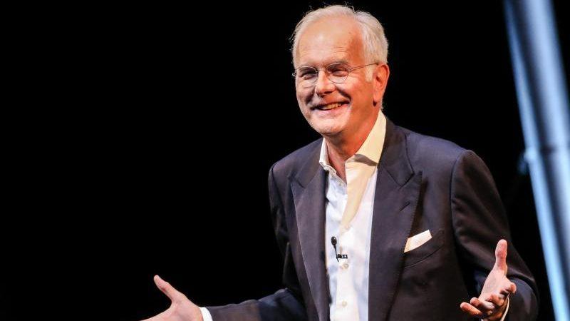 Harald Schmidt: Noch ungeimpft und entspannt