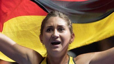 Gesa Krause holt WM-Bronze über 3000 Meter Hindernis