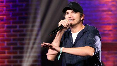 Ashton Kutcher's andere Seite: Schauspieler kämpft abseits der Leinwand gegen Menschenhandel