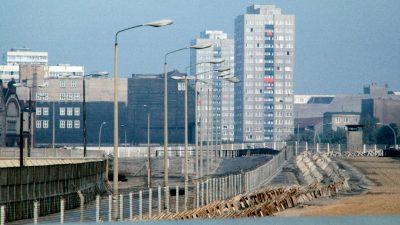 Merkwürdige Sicht von Politikern: War die DDR ein Unrechtsstaat?