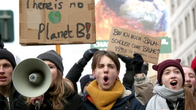 """Schülerin schlägt Alarm: """"Ich will nicht zu Fridays for Future-Demos – Ich will lernen!"""""""