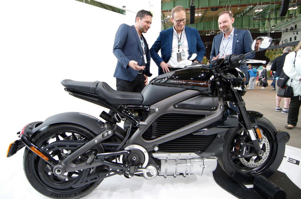 E-Motorrad: Harley-Davidson setzt Produktion von E-Modell aus