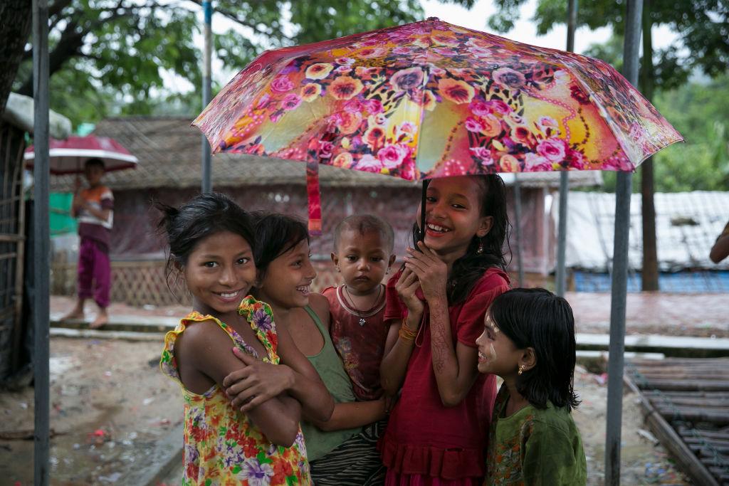 Umsiedlung der Rohingya-Flüchtlinge innerhalb Bangladeschs geplant