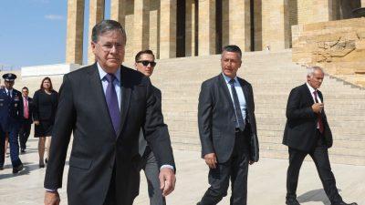 Türkei lädt US-Botschafter wegen US-Resolution zu Armenien-Genozid vor