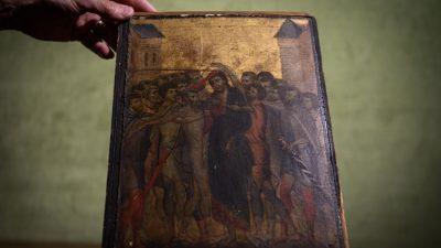 Besitzerin wusste nichts vom Wert des Bildes:  Italienisches Renaissance-Meisterwerk für 24 Millionen Euro versteigert