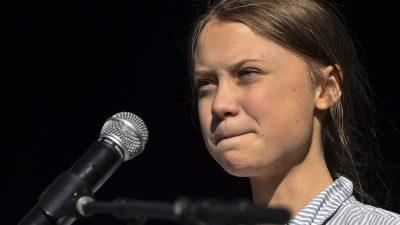 Greta Thunberg wird als Favoritin für den Friedensnobelpreis gehandelt