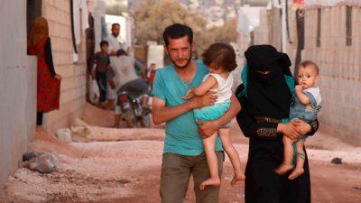 Putin und Trump ebnen den Weg zum Frieden in Syrien