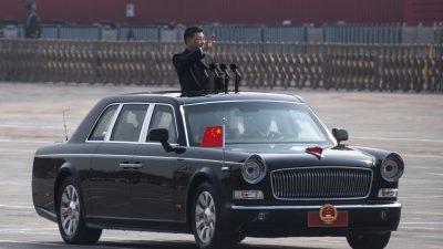 Kein Handel mit einem China, das lügt, betrügt und stiehlt