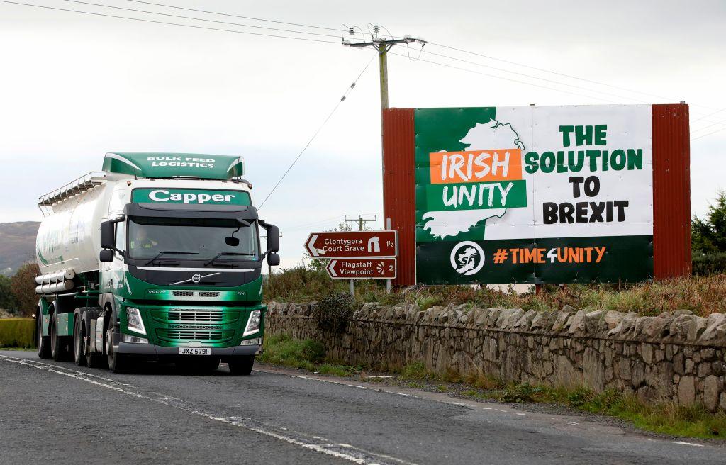 Folgen des Brexit: Unruhen in Nordirland reißen nicht ab