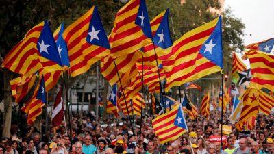 Lage in Barcelona nach Gewalteskalation wieder leicht beruhigt