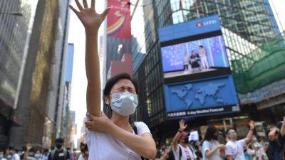 Proteste in Hongkong: Epoch Times Reporter berichten täglich unter schwierigen Bedingungen