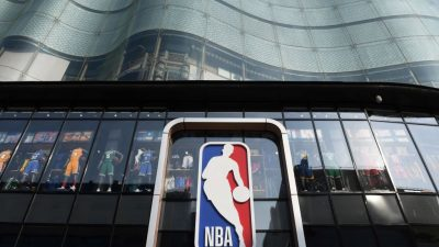 Die NBA soll vor China niederknien