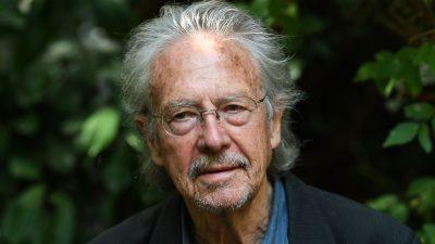 Serbien ehrt österreichischen Schriftsteller Peter Handke mit Orden