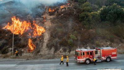 Kalifornien: Nach tagelang unterbrochener Stromversorgung bleiben auch die Elektroautos stehen