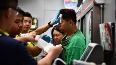 Bevölkerung Hongkongs für Friedensnobelpreis 2020 vorgeschlagen