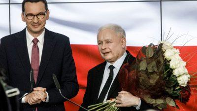 Polen: Triumph der Rechten – PiS siegt in ländlichen Regionen, Konfederacja begeistert die Jugend