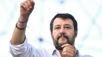 Richter: Salvini muss wegen Blockade von NGO-Schiff vor Gericht