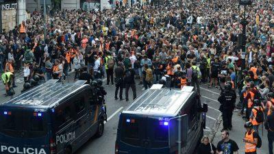 """Katalonien: Verhandlungen mit Madrid """"ohne Vorbedingungen"""""""