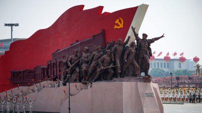 """""""Chinesischer Nationalfeiertag"""" markiert 70 Jahre nationale Tragödie"""