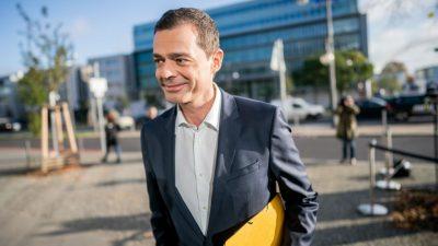 Thüringer CDU will Mohring als neuen Ministerpräsidenten durchsetzen