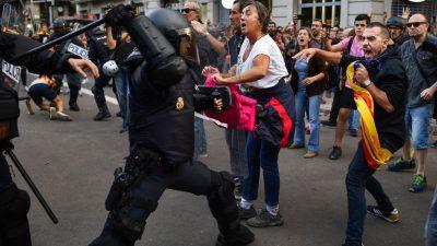 Spanien: Druck auf Ministerpräsident Sánchez wächst nach Protesten in Katalonien