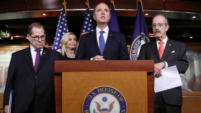 """US-Kongress segnet Impeachment-Ermittlungen ab – Trump spricht von """"größter Hexenjagd der US-Geschichte"""""""