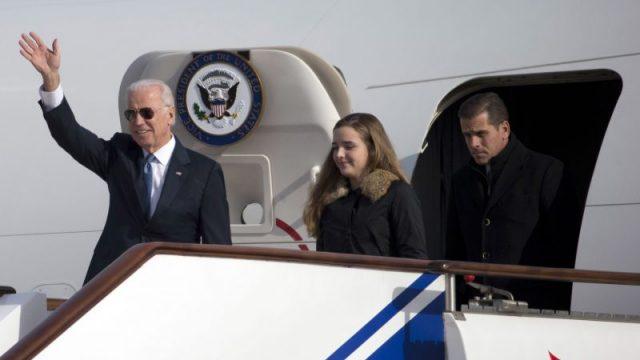 US-Kongress: Sohn von Joe Biden war in zwielichtige Geschäfte mit Russen und KP-Leuten involviert
