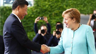 Maskendiplomatie und Kurswechsel bei der Produktion von Schutzausrüstung – Kanzlerin telefoniert mit Chinas Staatsoberhaupt