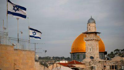 Unions-Außenpolitiker lehnen Botschaftsverlegung nach Jerusalem ab – Petr Bystron fordert Erklärung