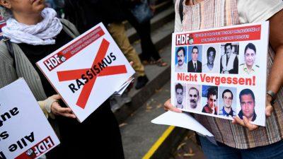 Fünf der acht Städte mit Mahnmalen für NSU-Opfer melden Attacken – Täter wurden nicht ermittelt