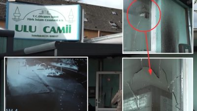 Brandanschlag auf Dortmunder Moschee: Polizeipräsident verspricht Sicherheit – Video zeigt Täter