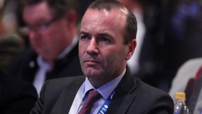 """EVP Vorsitzender Weber beschimpft Johnson als """"unglaubwürdig"""" – Brexit basiere auf """"Lügenkampagne"""""""