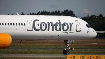 Deutsche Wirtschaft zahlt für Condor-Rettung