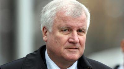 Seehofer: Jeder Einzelfall von Rückkehrern mit IS-Bezug wird sorgfältig geprüft