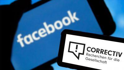"""Facebook schränkt Epoch Times-Seiten wegen """"klimakritischem"""" Artikel weiter ein"""