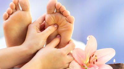 Schaltstelle Füße – Die Landkarte des ganzheitlichen Befindens
