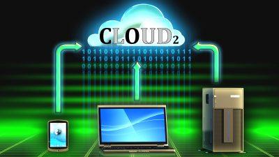 Dunkle Wolken über der Cloud: So viel CO2 produziert Google, Netflix & Co