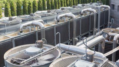 Schweizer Firma will mit CO2-Sauger die Welt retten