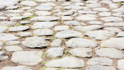 Von Pontius Pilatus erbaut: 2.000 Jahre alte Straße in Jerusalem entdeckt