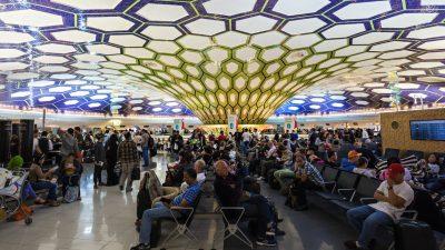Flughafenpersonal staunte über den Pass von Swami Sivananda – Passagier ist 123 Jahre alt