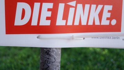 Falsche Wohnsitzangabe: Linke-Politiker soll 72.000 Euro abgezockt haben