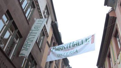 """Freiburg: Betrunkener """"Antänzer"""" rastet in Markthalle aus – Drei verletzte Frauen im Krankenhaus behandelt"""